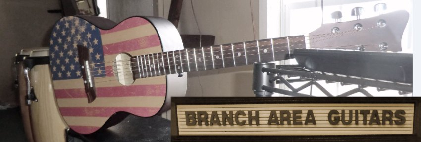 Branch Area Guitars